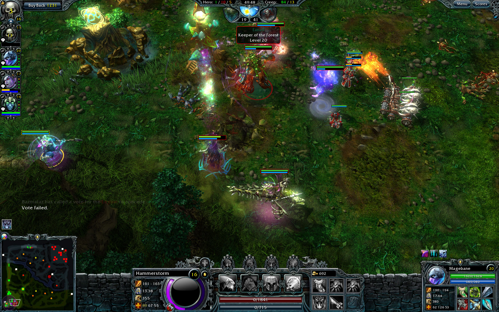 heroes of newerth flamboyant announcer